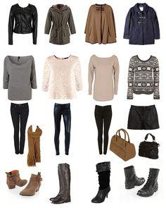tenue ado hiver
