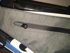 Cycle frame bag.