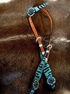 Zebra Horse Tack