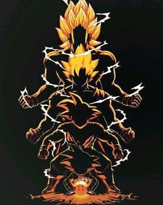 Pin by Hyperion Fire on Pictures/Wallpapers | Dragon ball ...