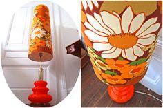 *Putzler Designer Stehlampe Space Age 70er Jahre* von *LICHTBLICK* auf DaWanda.com