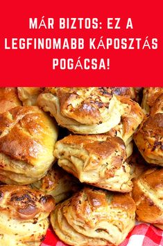 Hungarian Desserts, Hungarian Recipes, Crockpot Recipes, Cooking Recipes, Dinner Recipes, Dessert Recipes, Keto Dinner, Good Food, Food And Drink