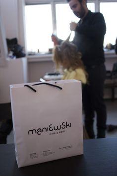 Maciej Maniewski - hair