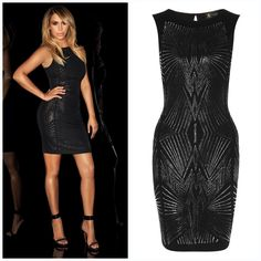 Check out our Kardashian Kollection for lipsy  Caviar Bead Bodycon Dress. Available now at Lipsy London stores and online!