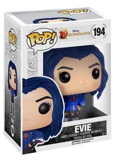 Disney Descendants POP Vinyl Figure: Evie