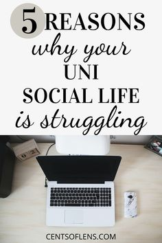If you're finding it hard to make friends in uni, read on to find out why your uni social life may be struggling! #uni #college #lifehacks #unihacks #collegehacks