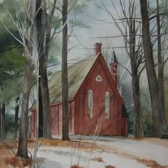 Christ Episcopal Church in Belvidere NY