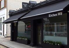 Kitchen W8 Restaurant