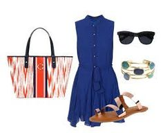This cute outfit idea features a C. Wonder tote that's become a celeb favorite. It the Printed Striped Signature Tote and you can have it personalized. Short Outfits, Casual Outfits, Summer Outfits, Cute Outfits, Fashion Outfits, Summer Dresses, Bathing Suit Covers, Gingham Shirt, Work Looks