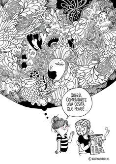 agustina guerrero diario de una volatil libro ilustración regalos mujer chicas humor