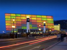 Kursaal building in Donostia, Spain #arquitectura #architecture
