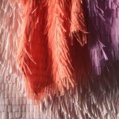 🔸〰️🌸 @confettisystem /  @tenoversix 〰️ #textile