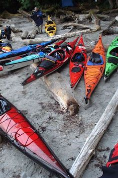 Sea Kayaking in Puget Sound with friends. Loved it!