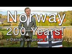 Norway 200 Years! - (Danish Language Explained) - YouTube