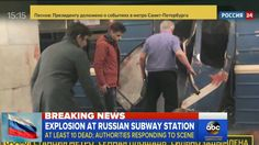At least 10 dead after train car explosion in St  Petersburg, new of tod...