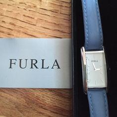 Furla watch Wonderful lightweight watch in great condition. Furla Accessories Watches
