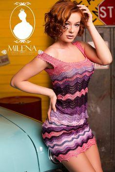 MILENA (вязание на заказ)