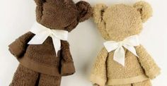 How to Make a Teddy Bear in a Minute