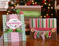 A Project by Wendy Sue from our Cardmaking Gallery originally submitted 12/20/11 at 12:05 PM