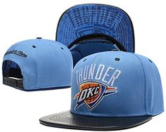 NBA Oklahoma City Thunder Flex Fit Snapback Cap Hat >>> Want to know more, click on the image.
