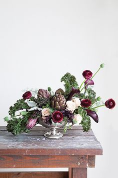 a recipe in bloom » Flower Magazine