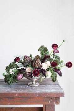 a recipe in bloom » Flower Magazine
