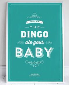 Typographic Seinfeld Posters - Sign-Feld