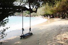 Ao Pakarang Beach Beautiful Sunrise, Most Beautiful, Romantic Places, Island, Sunset, Beach, Nature, Outdoor, Block Island