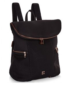 cf252071b9248d Add this stylish Sweaty Betty Backpack with your carry-on. Black with  rosegold hardware