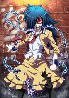 Just listening to the opening song.. You would think this freakin' anime is an action... *sigh..