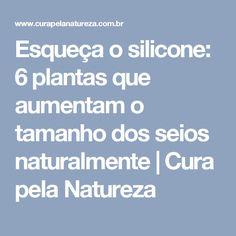 Esqueça o silicone: 6 plantas que aumentam o tamanho dos seios naturalmente | Cura pela Natureza