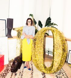 """I think the best piece [of advice] I ever received is when someone pulled me aside one day and was like 'stop worrying about what everyone else is doing, the people around you have nothing to do with you, just do your own thing and stop.'"" http://www.thecoveteur.com/jenna-lyons/"
