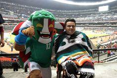 FHADI visita el Estadio Azteca #soccer #futbol #Mexico #SeleccionMexicana #sports