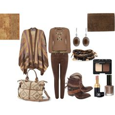 """""""Southwest Appearance"""" by martha-hill-carter on Polyvore"""