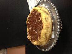 Tiramisu cheesecake. ROCKS!!