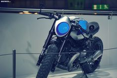 BMW at EICMA 2014 « Custom Bikes « DERESTRICTED