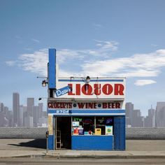 Desert Realty et Urban Realty par Ed Freeman. California