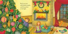 See inside 'Musical Christmas' from Usborne | #children's #books #new #October #music #Christmasgiftideas