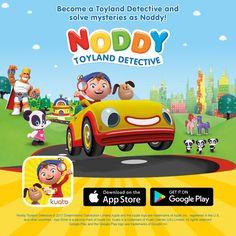Noddy Toy Detective
