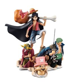 Amazon.co.jp | DESKTOP REAL McCOY ONEPIECE 01 | ホビー 通販