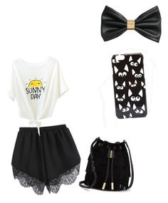 """School look"" by zzdarb on Polyvore featuring Vince Camuto, H&M and ASOS"