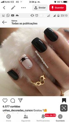Chic Nails, Classy Nails, Fancy Nails, Stylish Nails, Trendy Nails, Pink Nails, Ongles Bling Bling, Nagellack Design, Dipped Nails