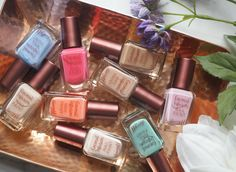 Barry M's New Coconut Enriched Nail Polish: To Hydrate