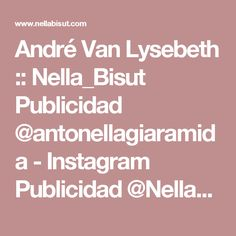 André Van Lysebeth :: Nella_Bisut Publicidad @antonellagiaramida - Instagram Publicidad @NellaBisutej - FaceBook Frases Nuevas #Frases #anuncios #by #Hoy