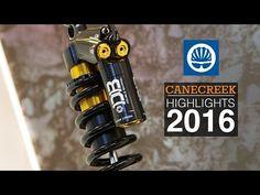 Cane Creek - New Shock & Prototype Headset - YouTube
