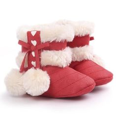 Eskimo Heart Boots