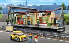 60050 Stazione ferroviaria - Prodotti - City LEGO.com