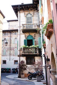 Verona, Italy romeo e giullieta