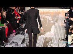 Donna Karan at New York Fashion Week: 2012 Fall and Winter Collection
