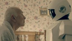 Robot & Frank Review -The @oldmarkethall have done it again! The indie drama Robot & Frank has worked its way into my favourite films of the year so far.
